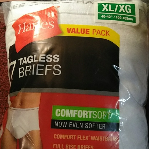 83174eae269 Mens briefs. Boutique. Hanes.  12  36. Size. XL